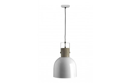 Greece Pendant Light Mild Steel White