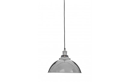 Indigo Pendant Light Iron / Aluminium