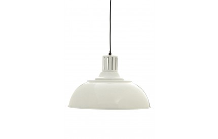 Brook Pendant Light Metal White