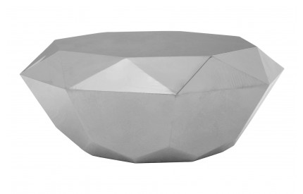 Allure Coffee Table Stainless Steel