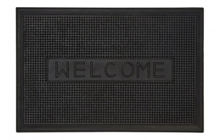 Doormat Welcome Rubber