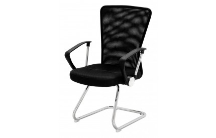 Office Chair Black & Charcoal