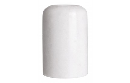 Stratford Candle Holder Small / Tealight White Marble