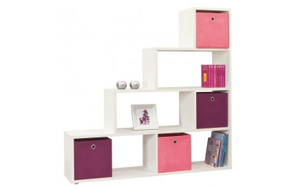 4 You Room Divider Pearl White