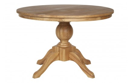 Martins Dining Table New Weathered American Oak