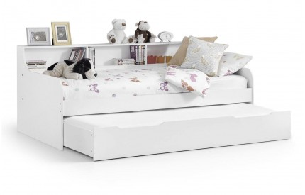 Grace Pure White Day Bed