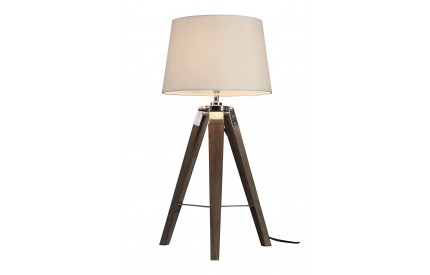 Bailey Table Lamp Brown / Tripod