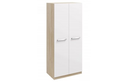 Momo 2 Door Wardrobe White