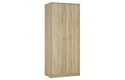 4 You 2 Door Wardrobe Oak