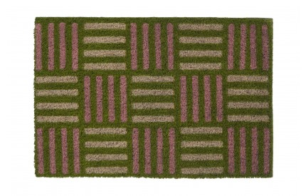 Sustain Stripes Doormat