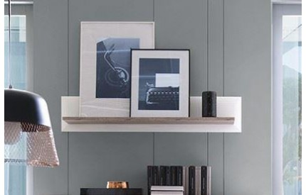 Toronto 125cm Wall shelf