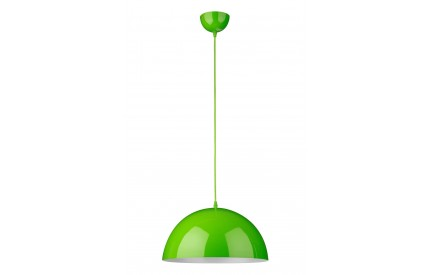 Mars Pendant Light Lime Green