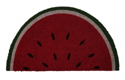 Water Melon Doormat PVC Backed Coir