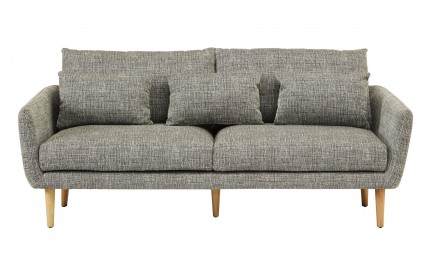Alto 3 Seater Sofa Natural Fabric