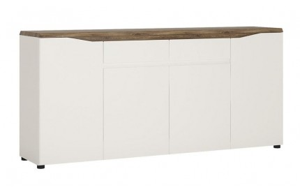 Toledo 4 Door 2 Drawer Sideboard