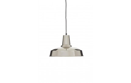 Indigo Pendant Light Iron