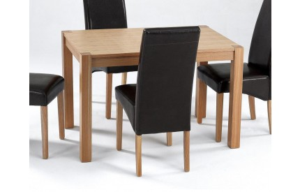 Malta Small Ash Dining Table