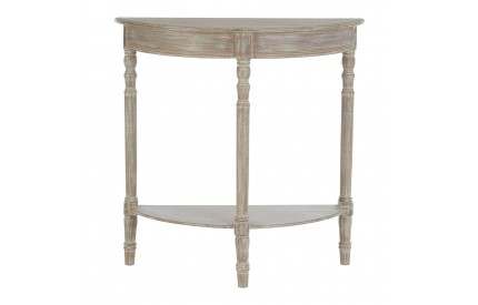 Anchor Console Table Winter Melody Half Moon / Round