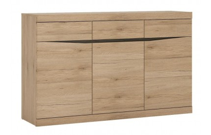 Kensington 3 Door 3 Drawer Sideboard