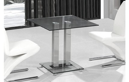 Antalya Small Dining Table Chrome