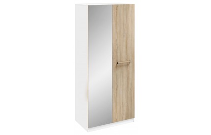 Orio 2 Door Mirrored Wardrobe