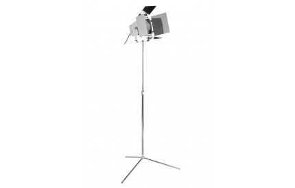 Spotlight Floor Lamp Chrome UK Plug