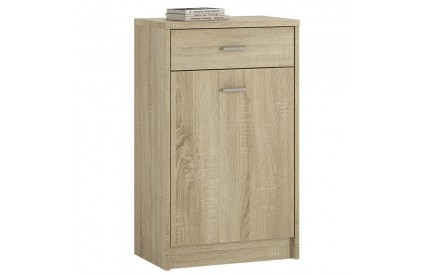 4 You 1 Drawer 1 Door Cupboard in Sonama Oak