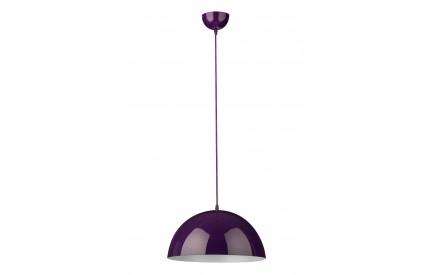 Mars Pendant Light Purple