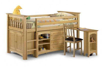 Left Hand Ladder Barcelona Sleepstation (Pine)