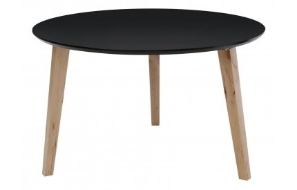Fiesta Coffee Table Black/Birch Frame