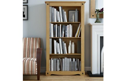 Corona Bookcase Medium 4 Shelves