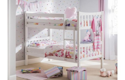 Zodiac Bunk Bed - Bright White