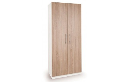 Huston 2 Door Wardrobe