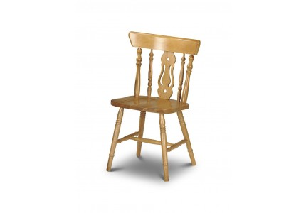 Yorkshire Fiddleback Chair