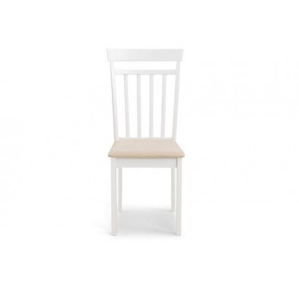 Coast White Dining Chair