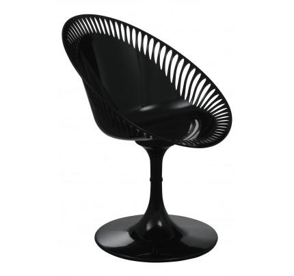 Sendero Chair Revolving Black ABS