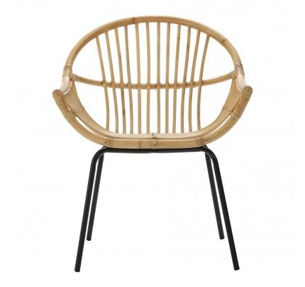 Lagom Natural Chair Rattan/Metal