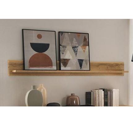 Cortina Wall Shelf 117cm Oak