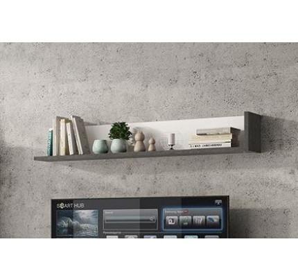 Zingaro Wall Shelf 163cm