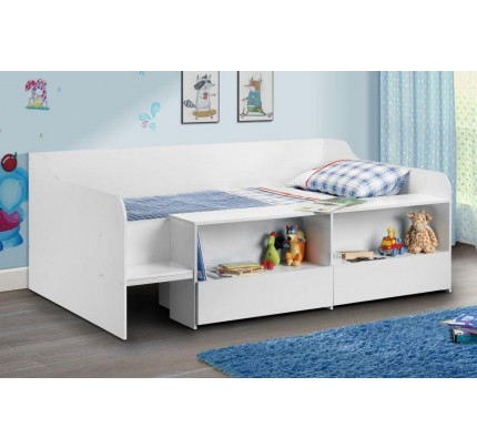 Stella Low Sleeper Pure White