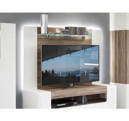 Toronto Rear Wall Bracket for 140cm TV Cabinet