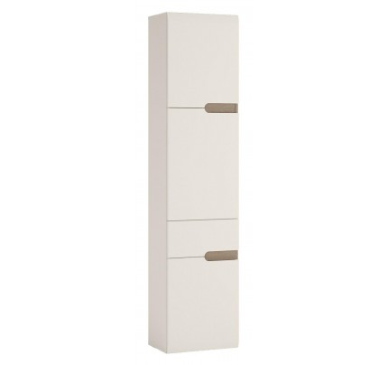 Chelsea Tall 1 Drawer 2 Door Cabinet (LH)