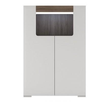 Toronto Low 2 Door Cabinet