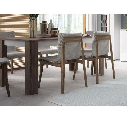 Toledo Extending Dining Table 160cm - 200cm