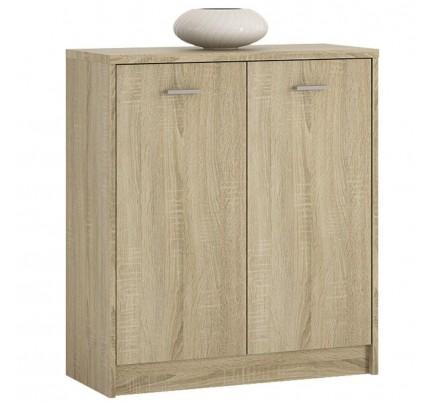 4 You 2 Door Cupboard in Sonama Oak