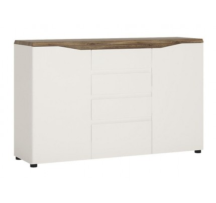 Toledo 2 Door 4 Drawer Sideboard