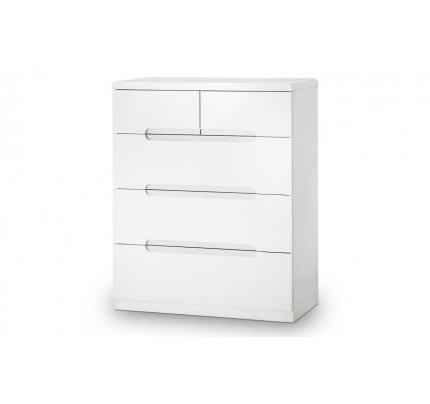 Manhattan 3+2 Drawer Chest of Drawers
