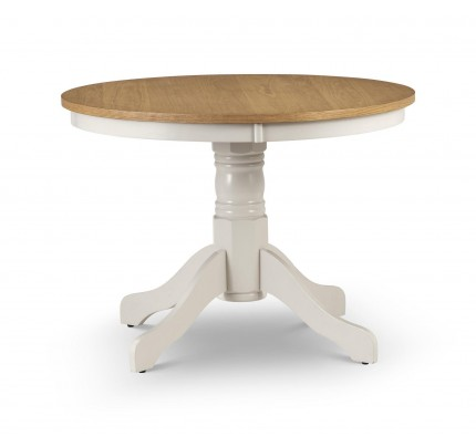 Davenport Round Pedestal Dining Table