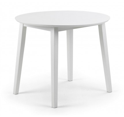 Coast White Dropleaf Dining Table