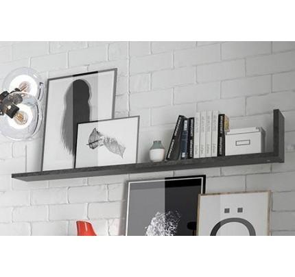 Zingaro Wall Shelf 133cm
